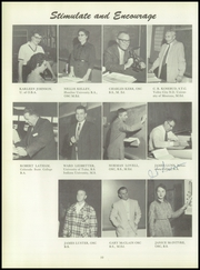 Page 14, 1959 Edition, Albany Union High School - Whirlwind Yearbook (Albany, OR) online yearbook collection