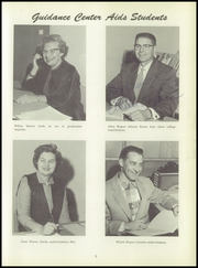 Page 9, 1959 Edition, Albany Union High School - Whirlwind Yearbook (Albany, OR) online yearbook collection