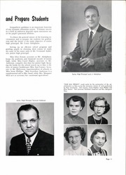 Page 15, 1954 Edition, Albert Lea High School - Tiger (Albert Lea, MN) online yearbook collection