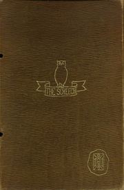 Albia Community High School - Screech Yearbook (Albia, IA) online yearbook collection, 1917 Edition, Cover