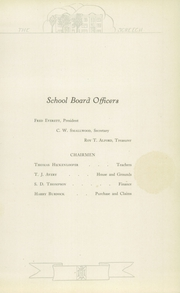 Page 11, 1917 Edition, Albia Community High School - Screech Yearbook (Albia, IA) online yearbook collection