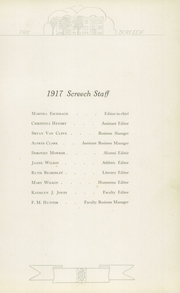 Page 13, 1917 Edition, Albia Community High School - Screech Yearbook (Albia, IA) online yearbook collection