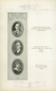 Page 14, 1917 Edition, Albia Community High School - Screech Yearbook (Albia, IA) online yearbook collection