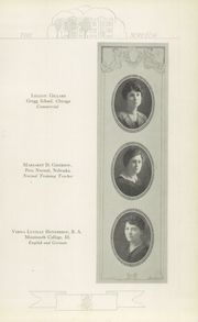 Page 15, 1917 Edition, Albia Community High School - Screech Yearbook (Albia, IA) online yearbook collection