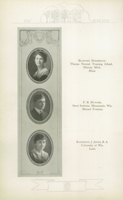 Page 16, 1917 Edition, Albia Community High School - Screech Yearbook (Albia, IA) online yearbook collection