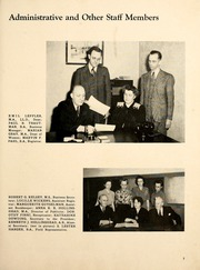 Page 11, 1946 Edition, Albion College - Albionian Yearbook (Albion, MI) online yearbook collection