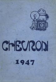 Albion High School - Chevron Yearbook (Albion, NY) online yearbook collection, 1947 Edition, Cover