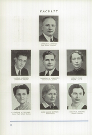 Page 14, 1947 Edition, Albion High School - Chevron Yearbook (Albion, NY) online yearbook collection