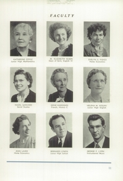 Page 15, 1947 Edition, Albion High School - Chevron Yearbook (Albion, NY) online yearbook collection