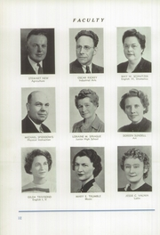 Page 16, 1947 Edition, Albion High School - Chevron Yearbook (Albion, NY) online yearbook collection