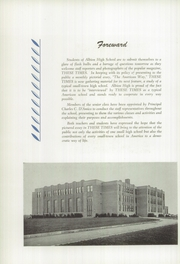 Page 6, 1947 Edition, Albion High School - Chevron Yearbook (Albion, NY) online yearbook collection