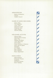 Page 9, 1947 Edition, Albion High School - Chevron Yearbook (Albion, NY) online yearbook collection