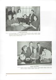 Page 12, 1960 Edition, Albion High School - Chevron Yearbook (Albion, NY) online yearbook collection