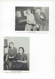 Page 15, 1960 Edition, Albion High School - Chevron Yearbook (Albion, NY) online yearbook collection
