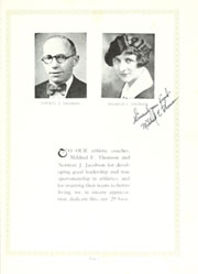 Page 9, 1929 Edition, Albion State Normal School - Sage Yearbook (Albion, ID) online yearbook collection