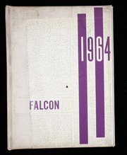 Albrook High School - Falcon Yearbook (Saginaw, MN) online yearbook collection, 1964 Edition, Cover