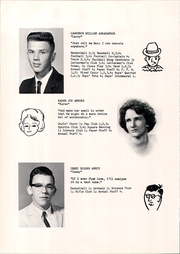 Page 14, 1964 Edition, Albrook High School - Falcon Yearbook (Saginaw, MN) online yearbook collection