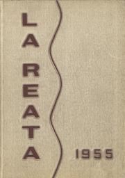 Albuquerque High School - La Reata Yearbook (Albuquerque, NM) online yearbook collection, 1955 Edition, Cover
