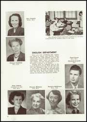 Page 16, 1955 Edition, Albuquerque High School - La Reata Yearbook (Albuquerque, NM) online yearbook collection