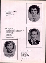 Alden Central High School - Album Yearbook (Alden, NY) online yearbook collection, 1952 Edition, Page 17