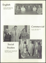 Page 13, 1958 Edition, Alden Central High School - Album Yearbook (Alden, NY) online yearbook collection