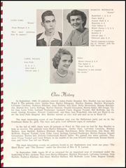Page 13, 1950 Edition, Alden High School - Redskin Yearbook (Alden, IA) online yearbook collection