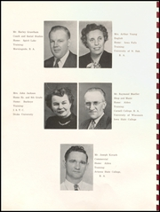 Page 6, 1950 Edition, Alden High School - Redskin Yearbook (Alden, IA) online yearbook collection