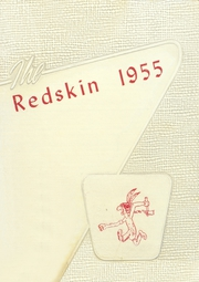 Alden High School - Redskin Yearbook (Alden, IA) online yearbook collection, 1955 Edition, Cover