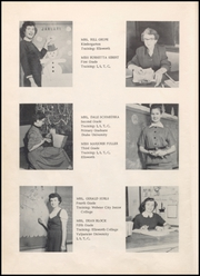 Page 10, 1955 Edition, Alden High School - Redskin Yearbook (Alden, IA) online yearbook collection