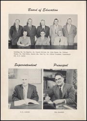 Page 8, 1955 Edition, Alden High School - Redskin Yearbook (Alden, IA) online yearbook collection