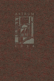 Aledo High School - Astrum (Aledo, IL) online yearbook collection, 1934 Edition, Cover