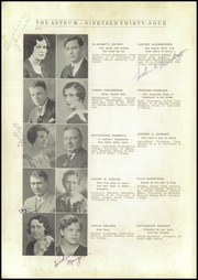 Page 10, 1934 Edition, Aledo High School - Astrum (Aledo, IL) online yearbook collection