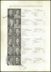 Page 14, 1934 Edition, Aledo High School - Astrum (Aledo, IL) online yearbook collection