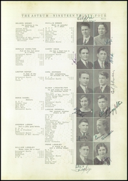Page 15, 1934 Edition, Aledo High School - Astrum (Aledo, IL) online yearbook collection