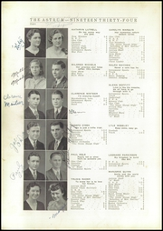 Page 16, 1934 Edition, Aledo High School - Astrum (Aledo, IL) online yearbook collection