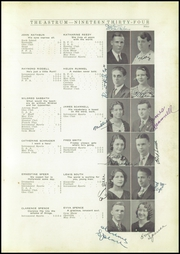 Page 17, 1934 Edition, Aledo High School - Astrum (Aledo, IL) online yearbook collection