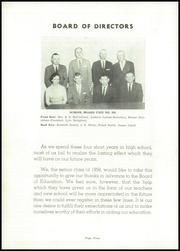Page 8, 1958 Edition, Aledo High School - Astrum (Aledo, IL) online yearbook collection