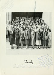 Page 8, 1950 Edition, Alexander Hamilton High School - Castilians Yearbook (Los Angeles, CA) online yearbook collection
