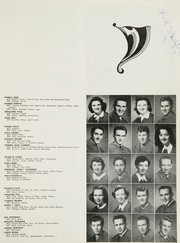 Page 17, 1952 Edition, Alexander Hamilton High School - Castilians Yearbook (Los Angeles, CA) online yearbook collection