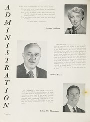 Page 6, 1952 Edition, Alexander Hamilton High School - Castilians Yearbook (Los Angeles, CA) online yearbook collection