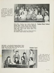 Page 7, 1952 Edition, Alexander Hamilton High School - Castilians Yearbook (Los Angeles, CA) online yearbook collection