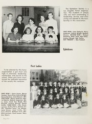 Page 8, 1952 Edition, Alexander Hamilton High School - Castilians Yearbook (Los Angeles, CA) online yearbook collection