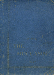 Alexander High School - Moccasin Yearbook (Nekoosa, WI) online yearbook collection, 1937 Edition, Cover