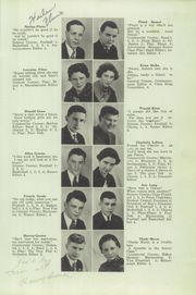 Page 17, 1937 Edition, Alexander High School - Moccasin Yearbook (Nekoosa, WI) online yearbook collection