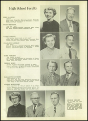 Page 12, 1953 Edition, Alexander High School - Moccasin Yearbook (Nekoosa, WI) online yearbook collection