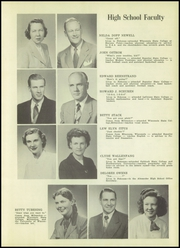 Page 13, 1953 Edition, Alexander High School - Moccasin Yearbook (Nekoosa, WI) online yearbook collection