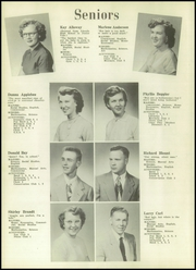 Page 14, 1953 Edition, Alexander High School - Moccasin Yearbook (Nekoosa, WI) online yearbook collection