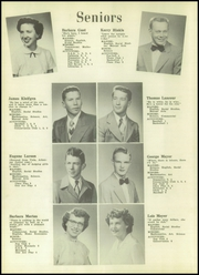 Page 16, 1953 Edition, Alexander High School - Moccasin Yearbook (Nekoosa, WI) online yearbook collection