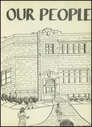 Page 9, 1953 Edition, Alexander High School - Moccasin Yearbook (Nekoosa, WI) online yearbook collection
