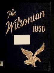Alexander Wilson High School - Wilsonian Yearbook (Graham, NC) online yearbook collection, 1956 Edition, Cover
